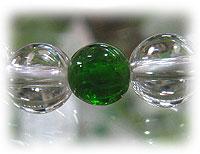 深いグリーンの輝き ダイオプサイト
