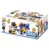 知育ブロック LaQ(ラキュー)ベーシック5000