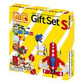 知育ブロック LaQ 2012数量限定ギフトセットS