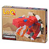 知育ブロック LaQ(ラキュー) ティラノサウルスセット