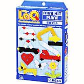 知育ブロック LaQ(ラキュー) ミニキットシリーズ 平面セット