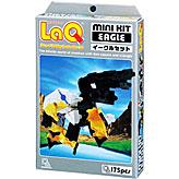 知育ブロック LaQ(ラキュー) ミニキットシリーズ イーグルセット