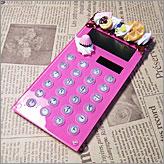 オリジナル デコ電卓 スィーツ(ハイタイド製)