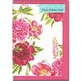 フラワーコレクション Granparadiso カード ~ デザイナーズギルド