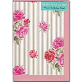 フラワーコレクション Rose d'avignon カード ~ デザイナーズギルド