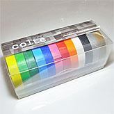 マスキングテープ コルテ パレット12色セット